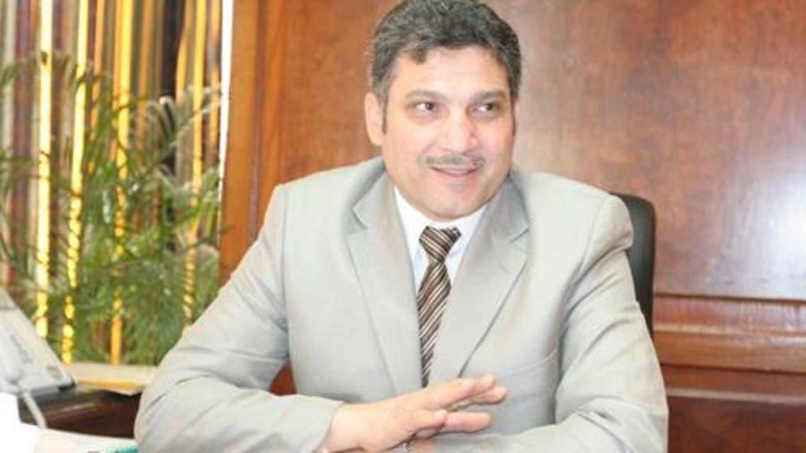 حسام مغازي