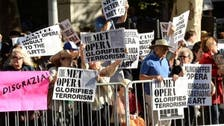 New York opera on Palestinian hijacking sparks anger