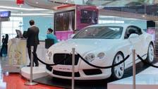 Jaded by supercars, Dubai's residents ogle classics