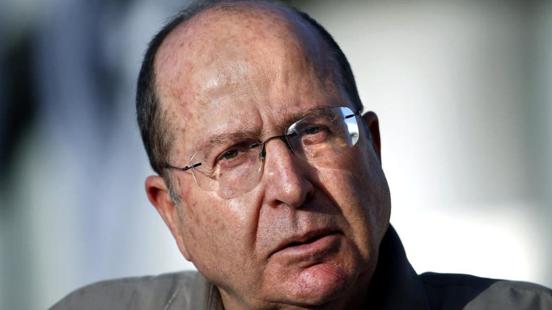 Moshe Ya'alon only met with Samantha Powers after the White House was too late to instruct her to not meet with him. (File photo: AFP)