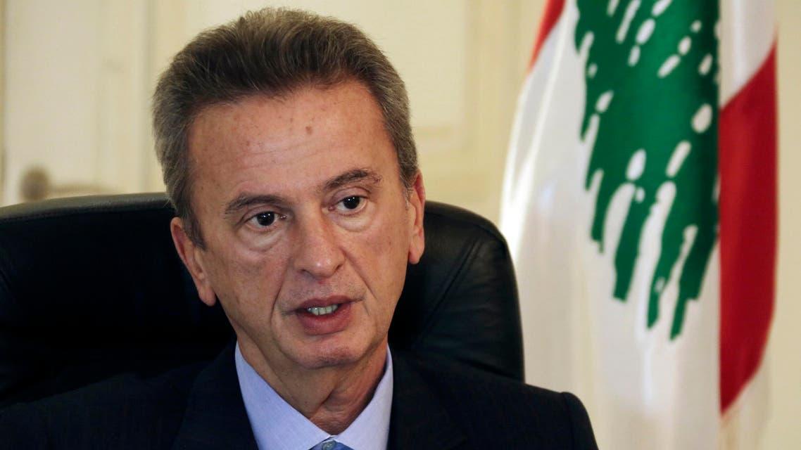 Riad Salameh Reuters