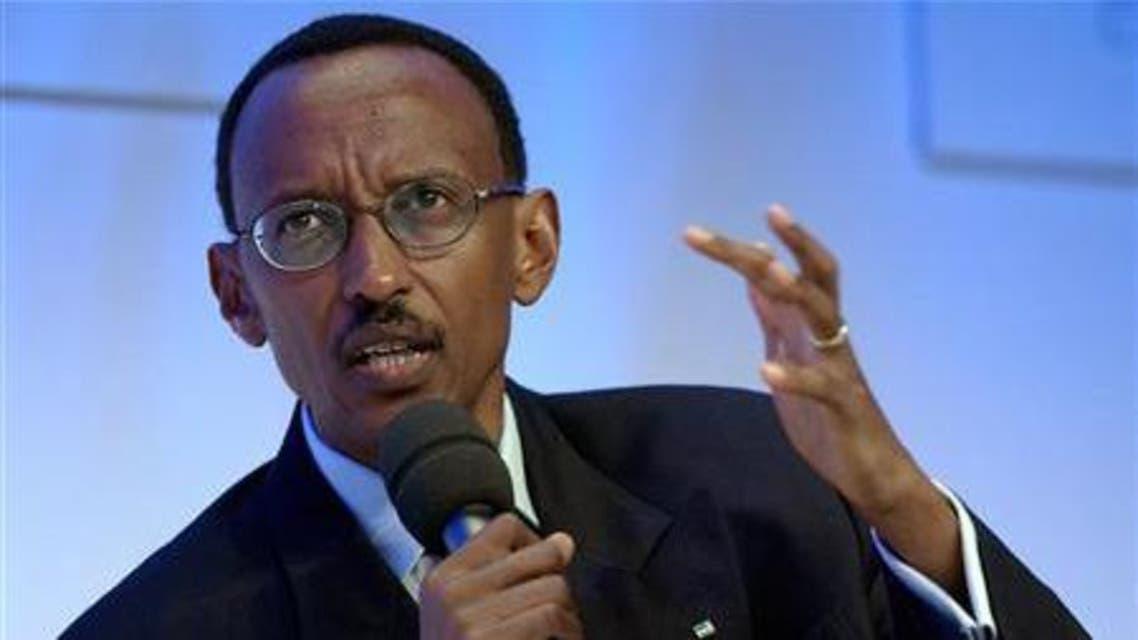 Paul Kagame Reuters