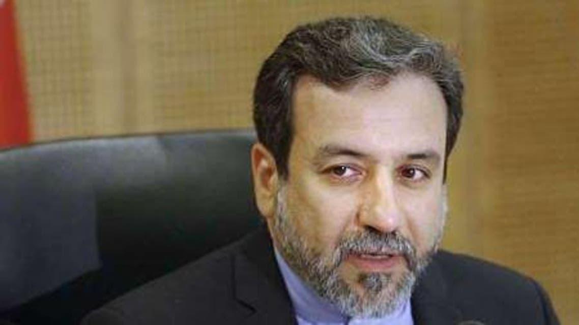 عباس عراقجي عضو الوفد النووي الإيراني المفاوض