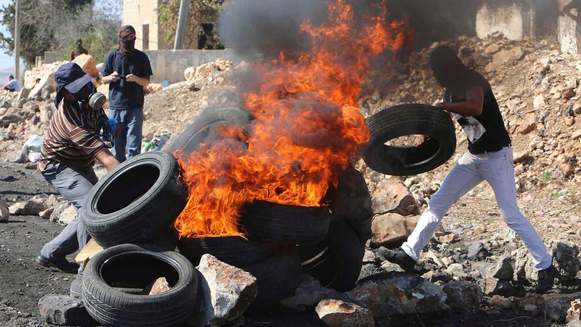 reuters west bank palestine