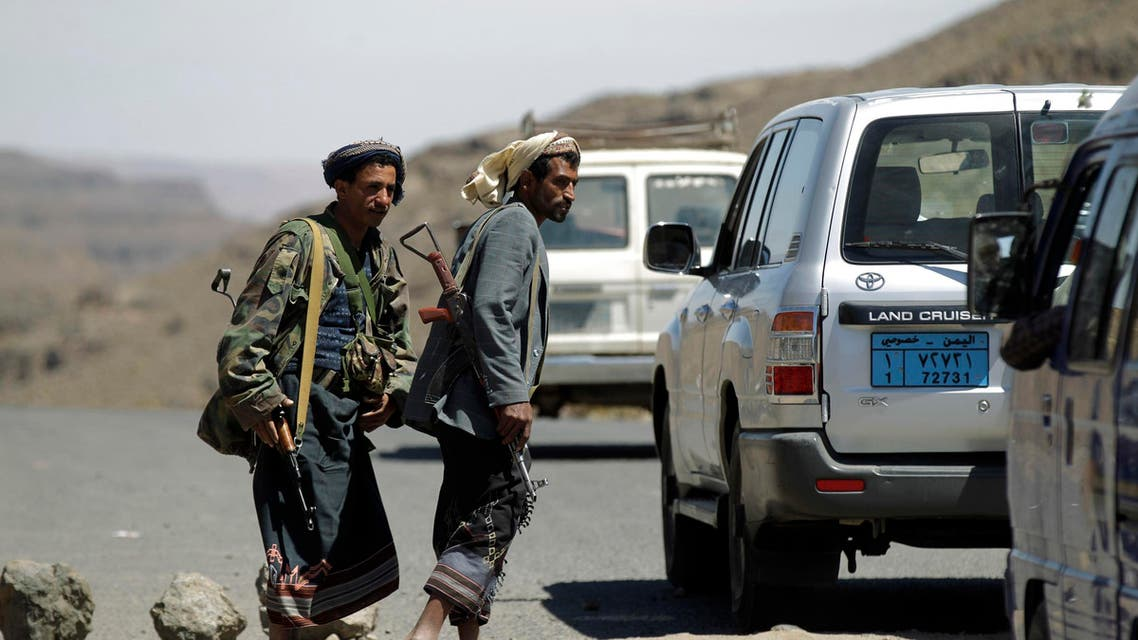 yemen houthis Reuters