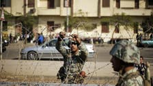 Egypt army says foils suicide attack against army outpost