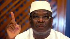 رئيس مالي يعلن استقالته بعد تمرد عسكري