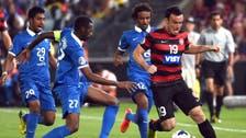 Western Sydney takes 1-0 lead over Saudi Al Hilal