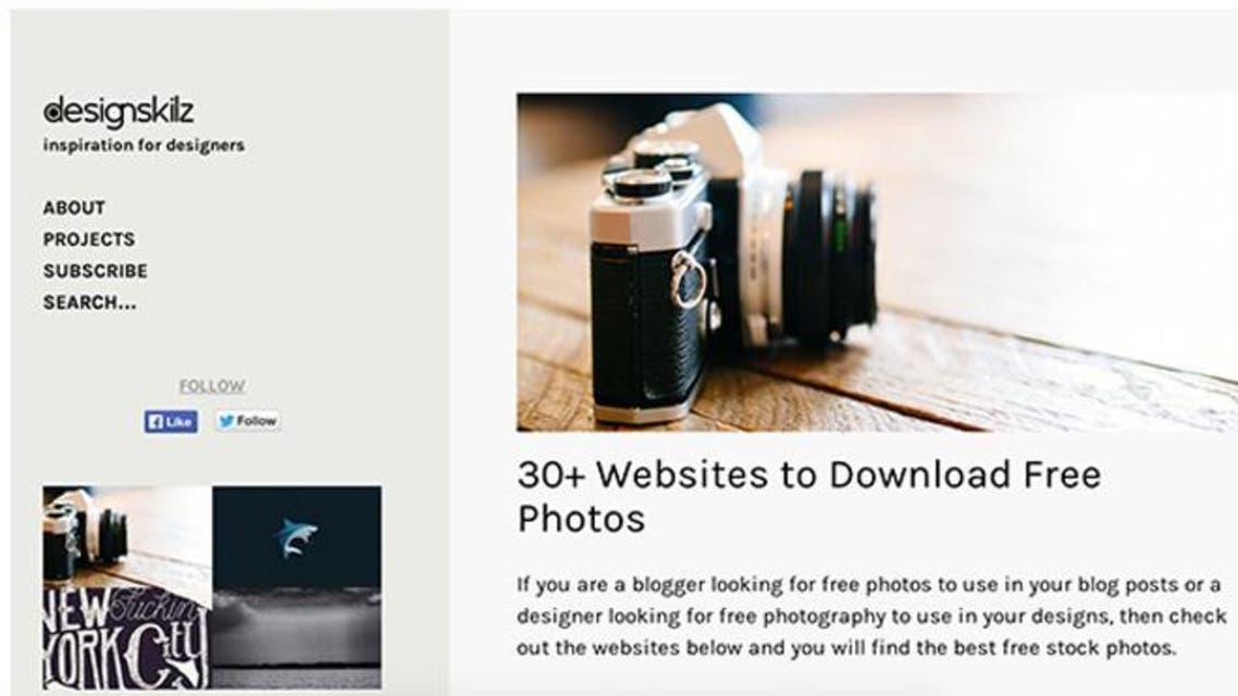 أكثر من 30 موقعاً لتحميل صور عالية الدقة مجاناً