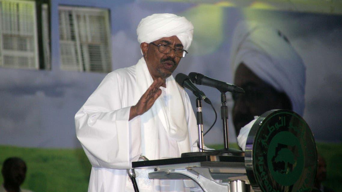 Omar al-Bashir AFP
