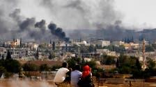 البیش المرکہ کا کوبانی میں براہ راست مداخلت سے گریز