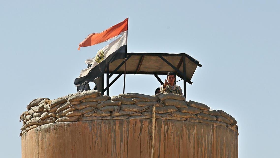 Egypt  Gaza Sinai Rafah  Reuters