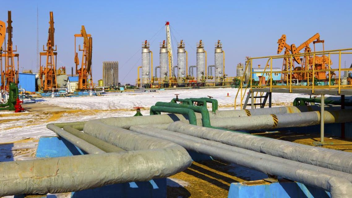 oil pipeline shutterstock