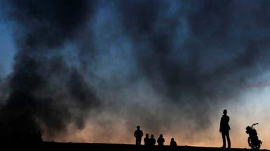 المقاتلون في كوباني ينتظرون تعزيزات أكراد العراق