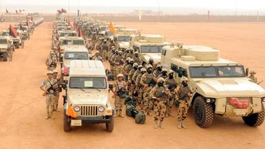 مصر.. قوات الأمن تواصل حملتها ضد المتطرفين في سيناء