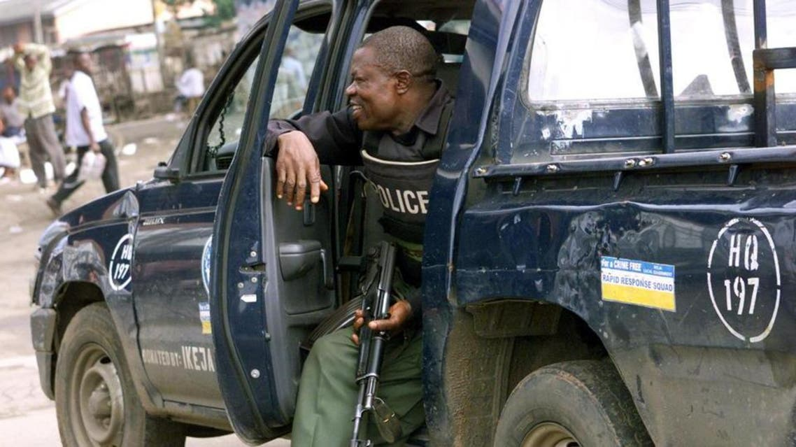 نيجيريا مسلحون