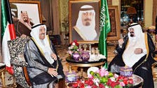 Saudi king holds talks with visiting emir of Kuwait