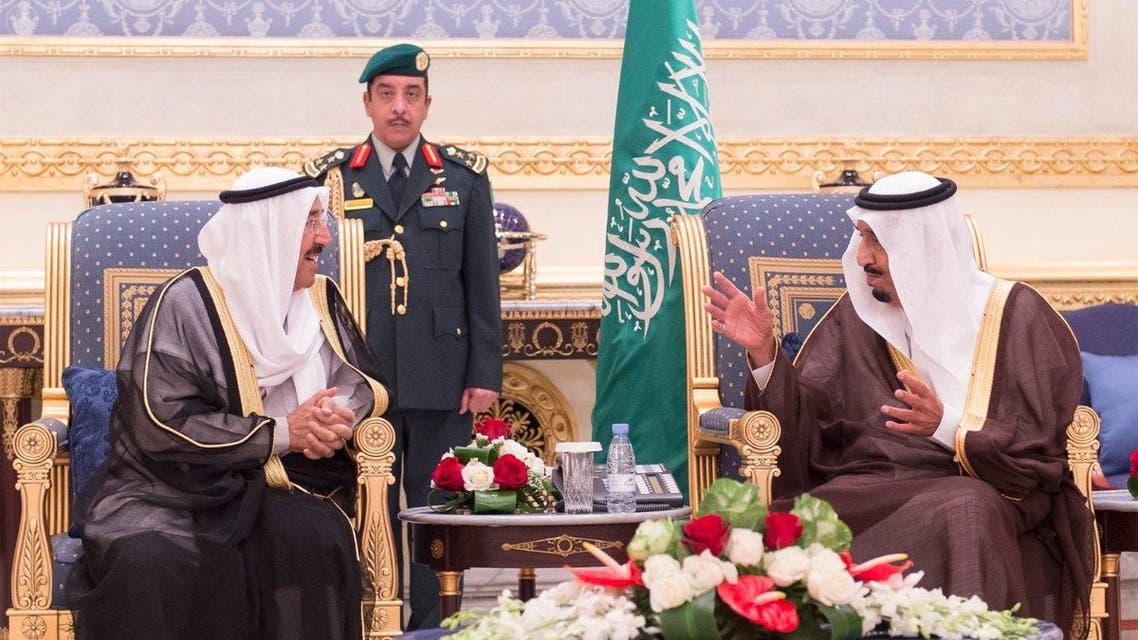 زيارة أمير الكويت 4