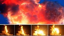 'ناسا' کا مال بردار راکٹ لانچنگ کے دوران تباہ
