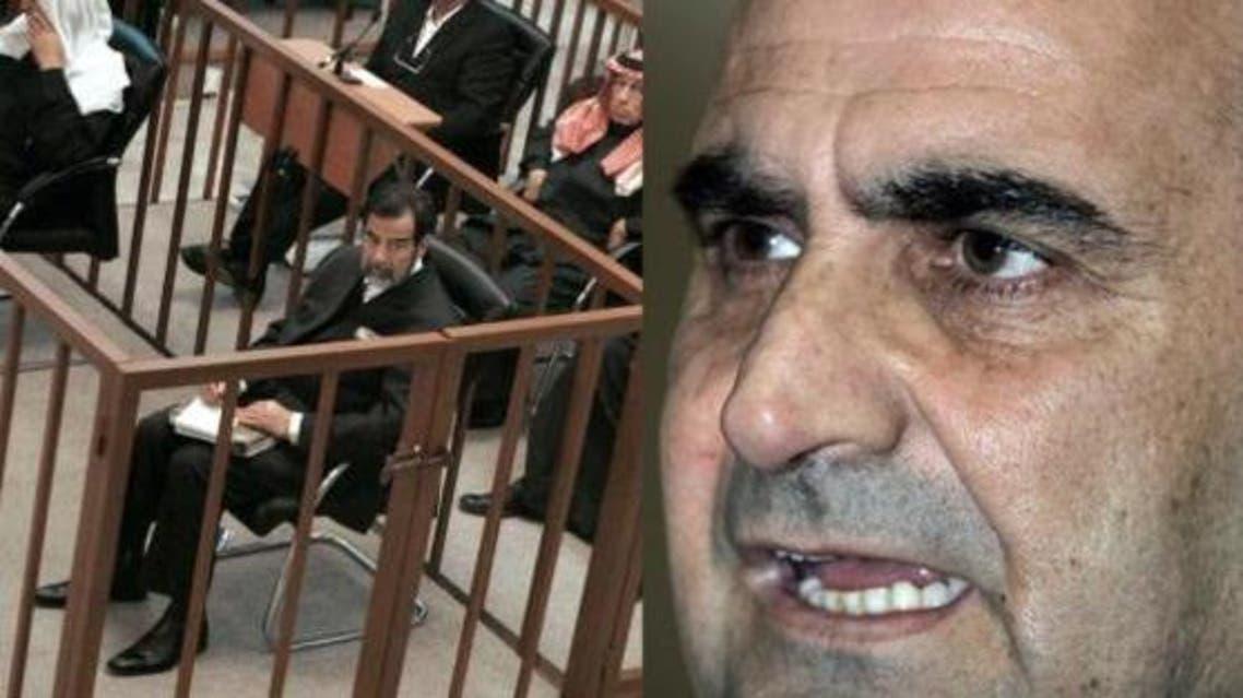 منير حداد ومحاكمة صدام حسين