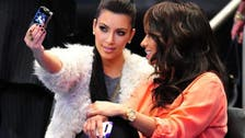 Blackberry babe Kim Kardashian gives boost to phone giant