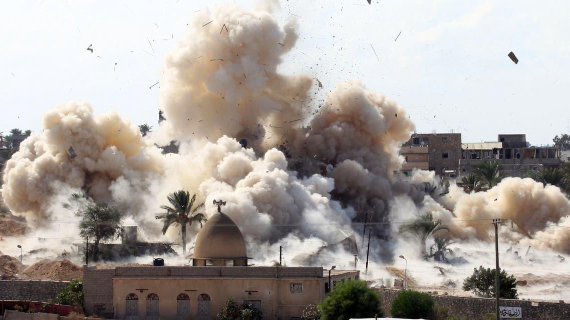 Rafah border corssing Egypt Gaza AFP