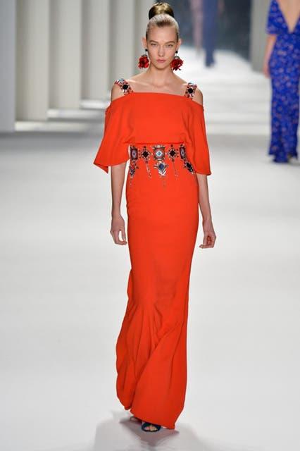 Orange - Carolina Herrera