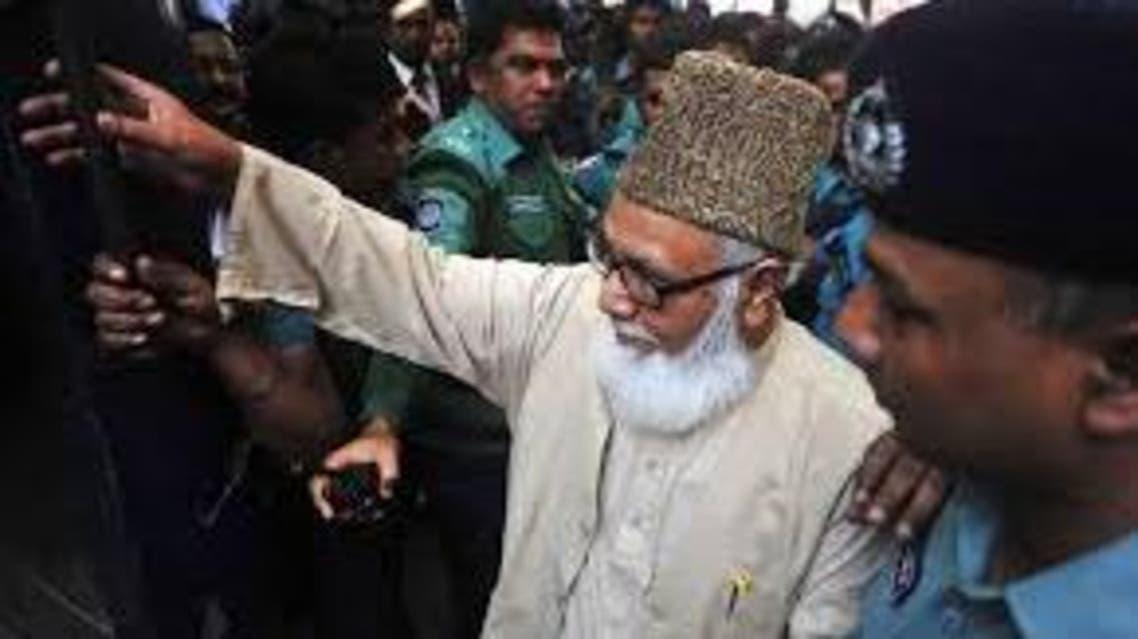 بنگلہ دیش جماعت اسلامی کے امیر مطیع الرحمٰن نظامی