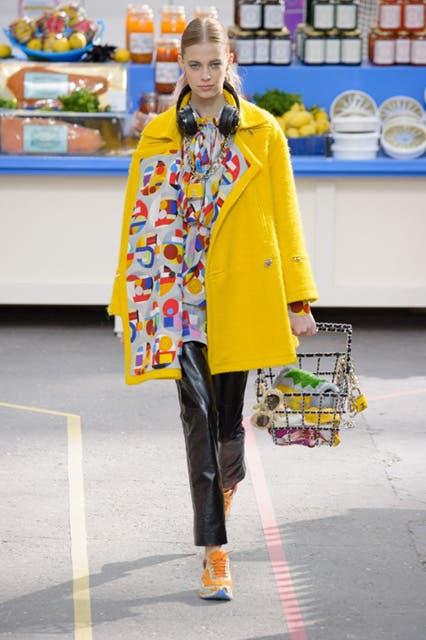 Yellow - Chanel