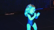 'Baby Beyonce' stuns audience with amazing performance