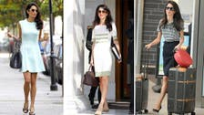 Style Star: Amal Clooney up for fashion award