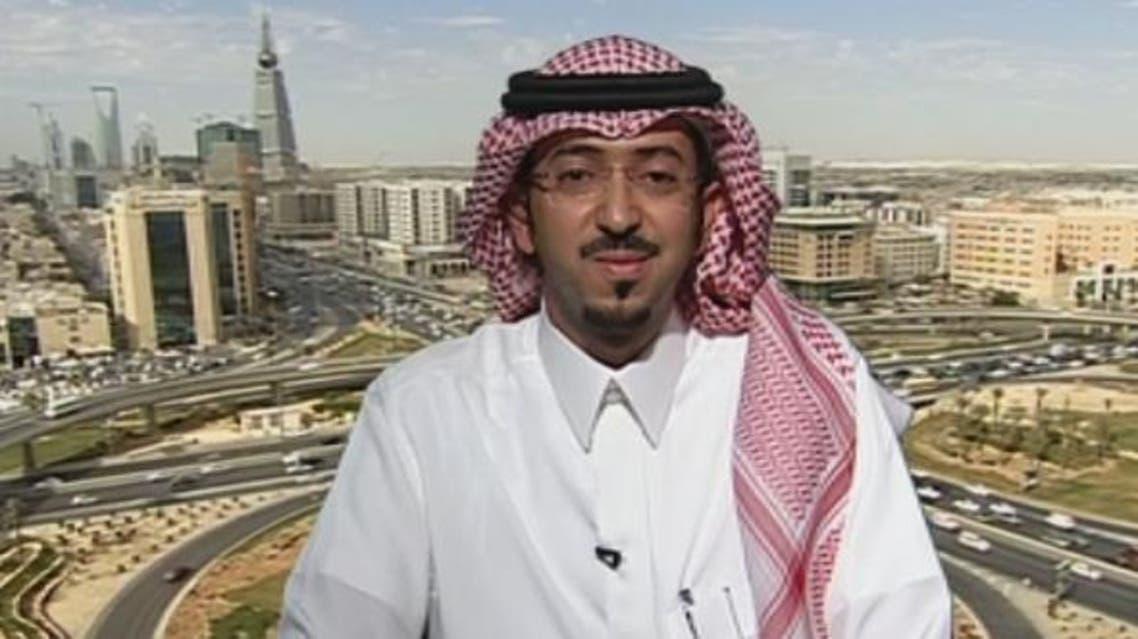خالد أحمد السعيد