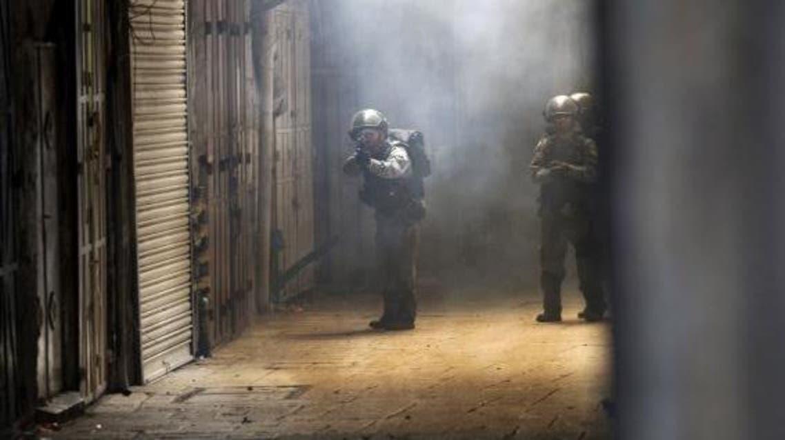 israel police reuters