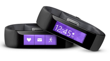 Microsoft Band أول جهاز قابل للارتداء من مايكروسوفت