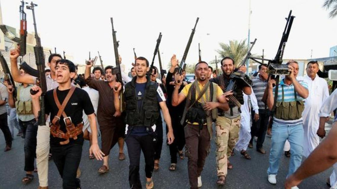 اهالي تكريت يعودون لتعقب داعش