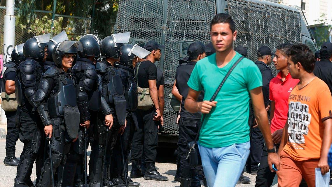Egypt university azhar cairo REUTERS