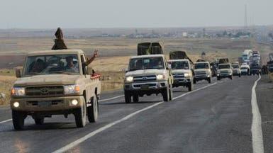 العراق.. تأسيس فرقة عسكرية في أربيل لتحرير الموصل