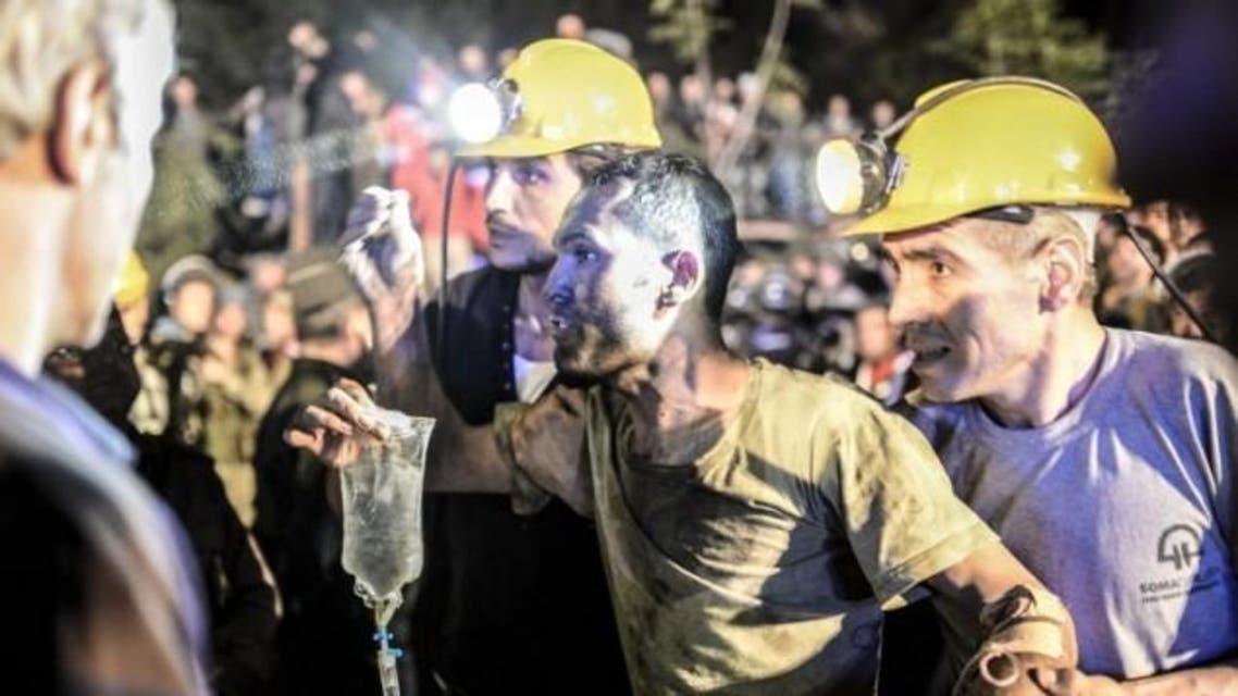 AFP Miners Turkey