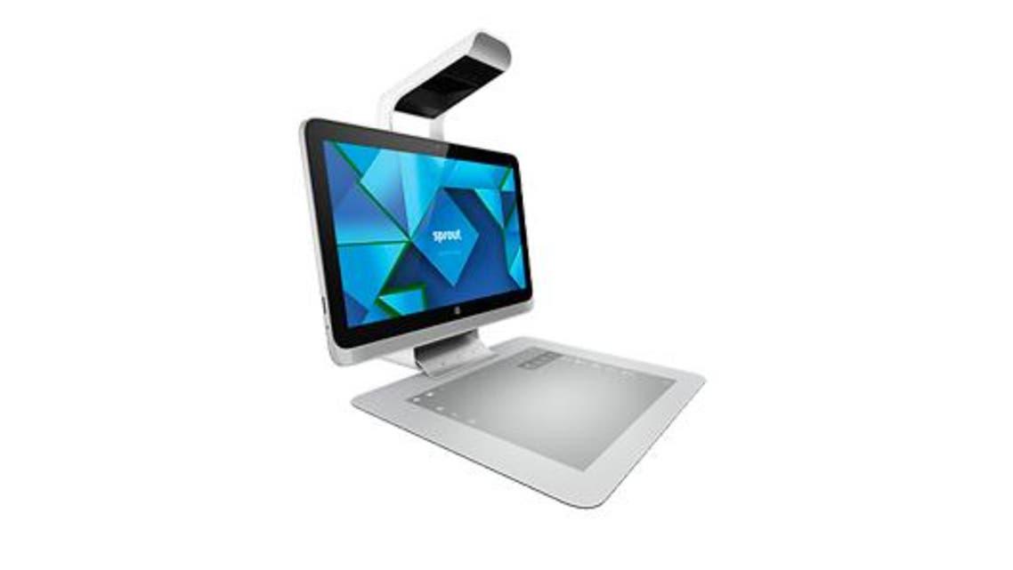 إتش بي تستغني عن الفأرة ولوحة المفاتيح في حاسب خاص بالمصممين