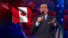 After all the years: Watch Colbert apologize to Canada, admit he was 'wrong'