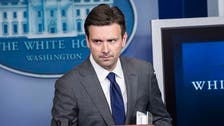 White House says Syria strategy working, policy on Assad clear