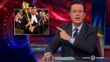 Colbert apologizes to Canada, admits he was 'wrong'