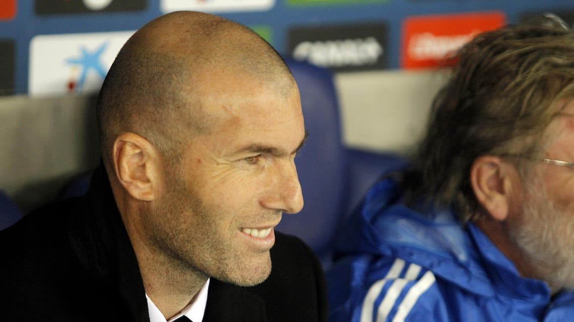 Zidane (shutterstock)