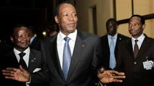 Army official announces ouster of Burkina Faso's president