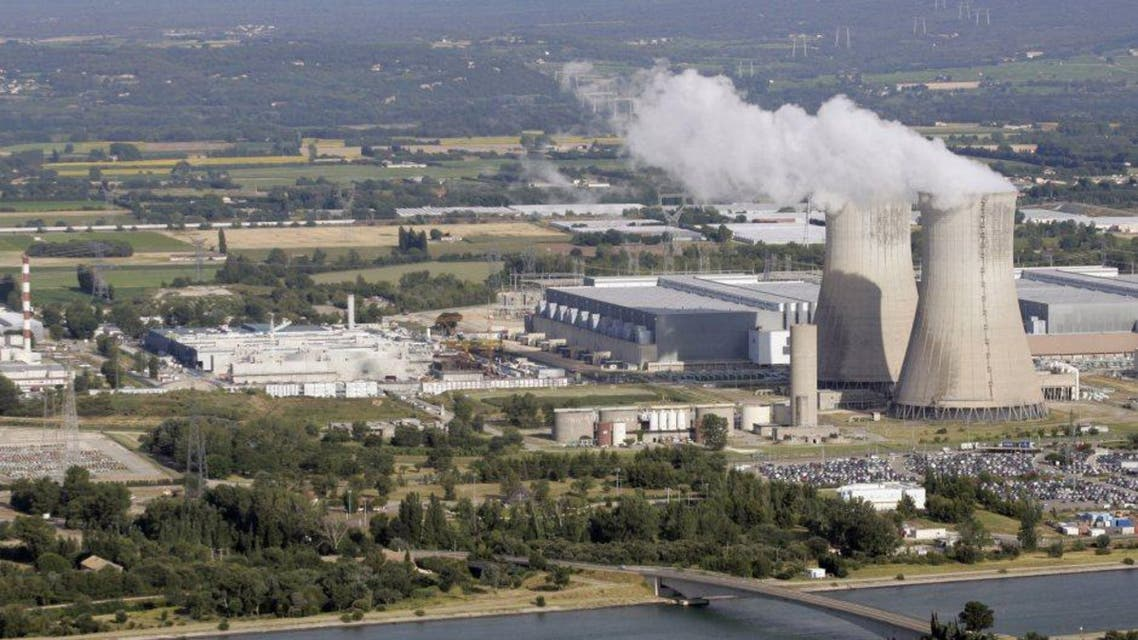 nuclear france reuters