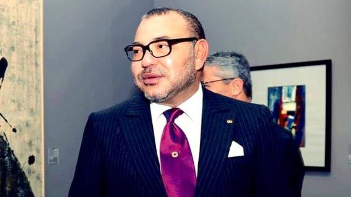صورة جديدة للعاهل المغربي محمد السادس