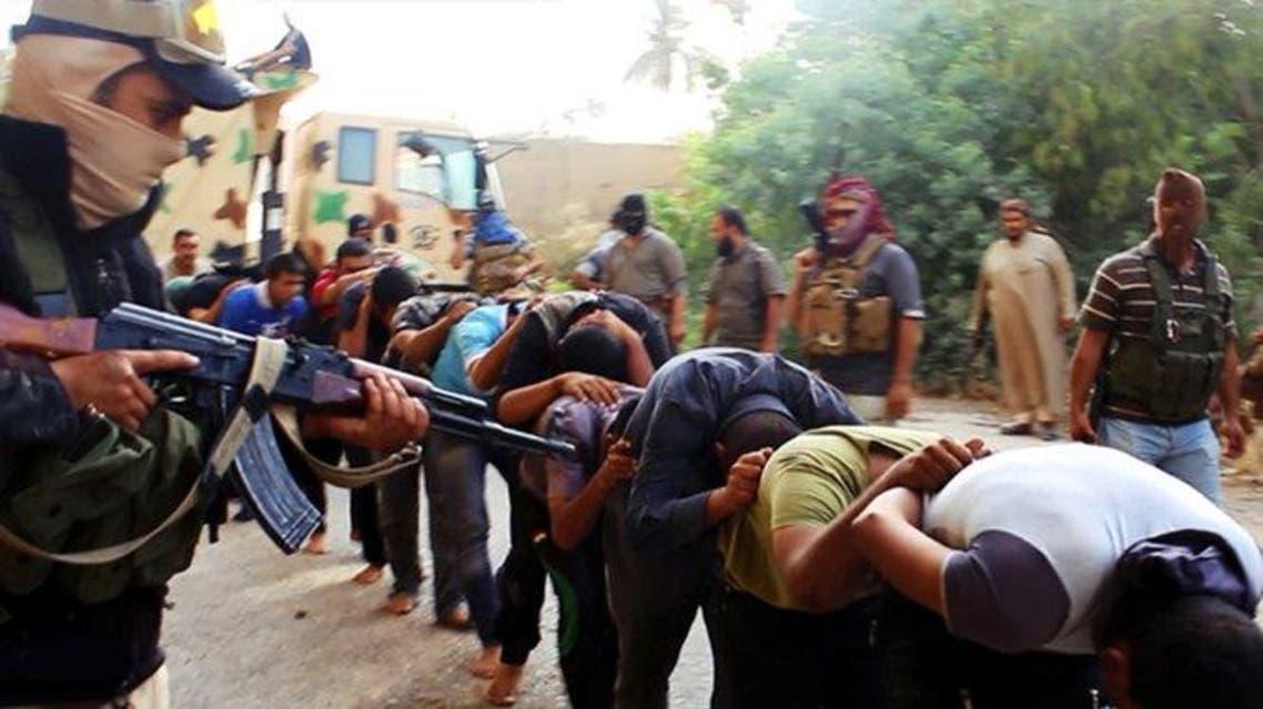 ISIS rounded many members of the Albu Nimr tribe up and shot them at close range. (Photo courtesy: AP)