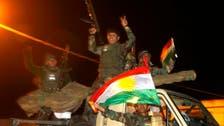 Video: Kurdish Peshmerga make way to Syria's Kobane to fight ISIS