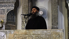 Scores of Libyans pledge loyalty to ISIS chief in video