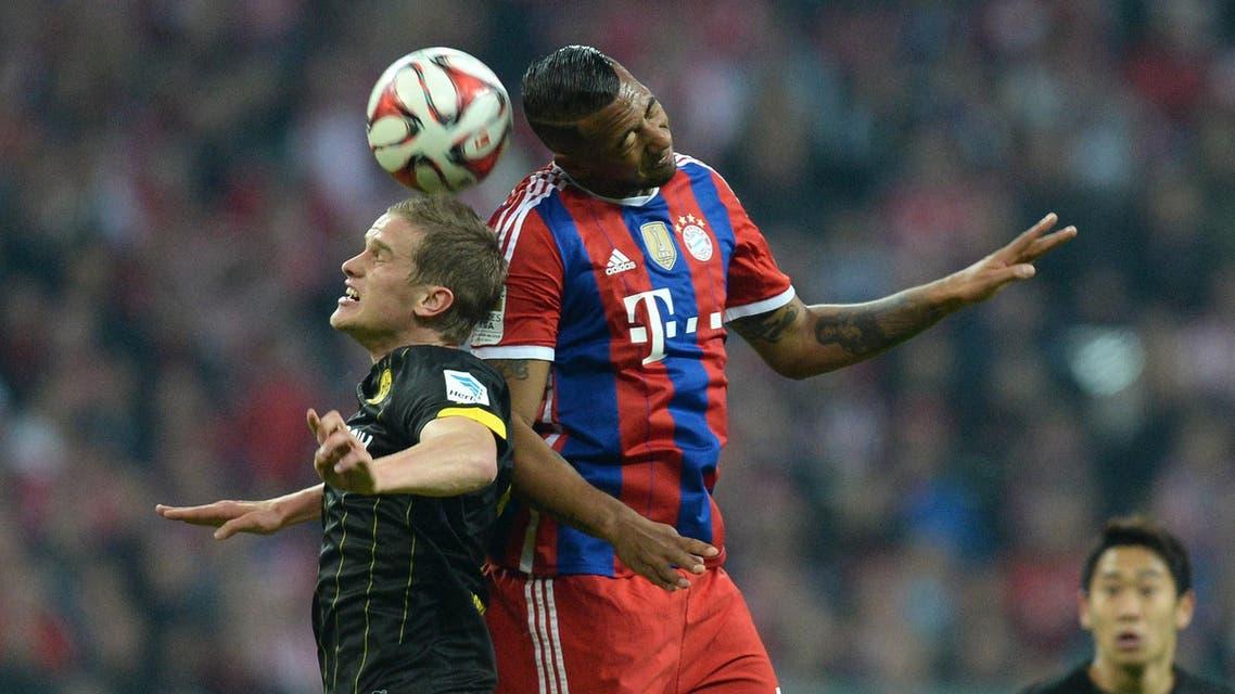 Dortmund Bayern Berlin AFP